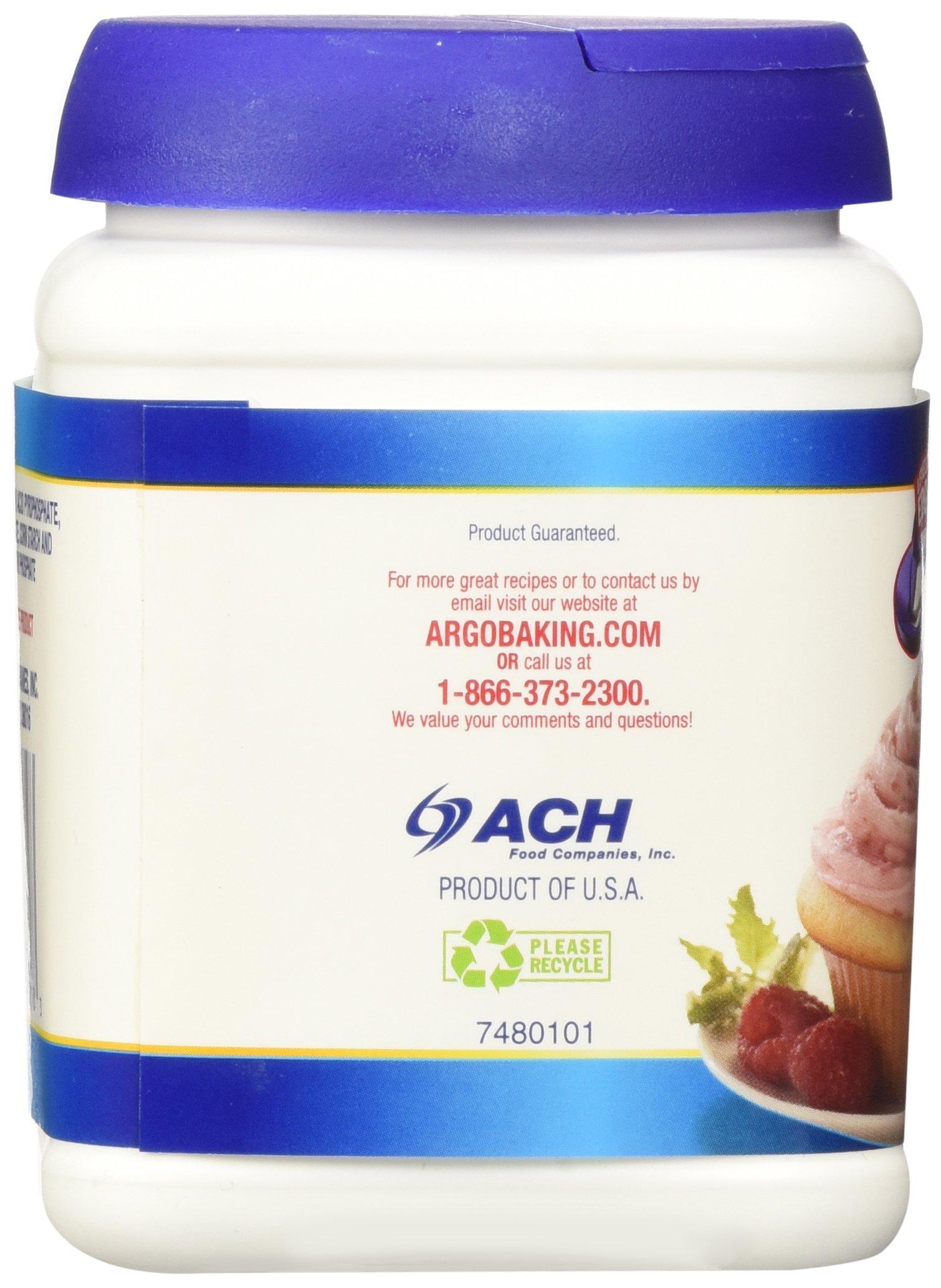 Argo Double Acting Aluminum Free Baking Powder, 12 oz by ARGO (Image #6)