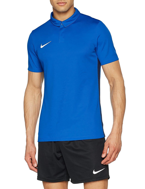 Nike Team Core - Polo - Team Core - Homme - Bleu (Blue) - FR : S (Taille Fabricant : S) 6q7HIi9Wf