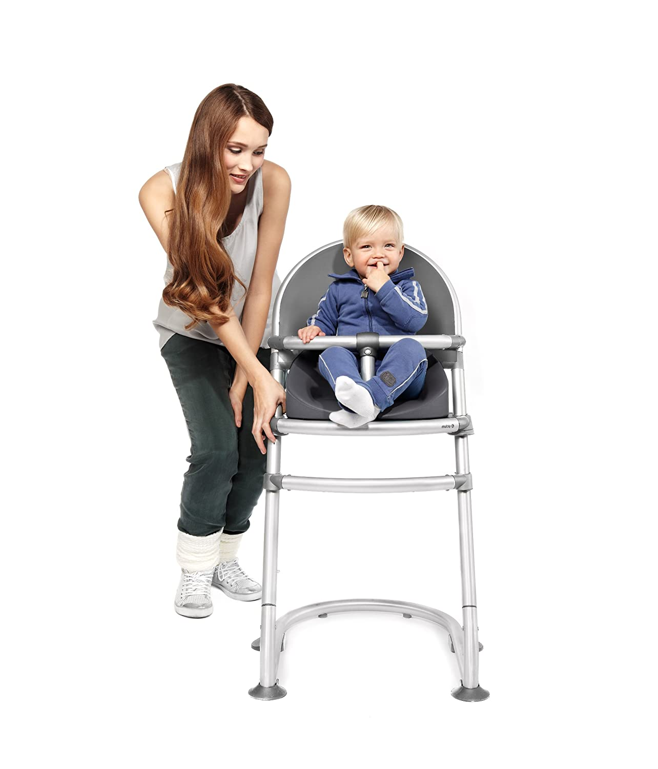 Amazon Mutsy Easygrow High Chair White Discontinued by