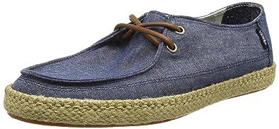 2f57d9e07f65 Vans Men s Chambray Blue Rata Vulc Esp Casual Shoes - 11 UK  Buy ...