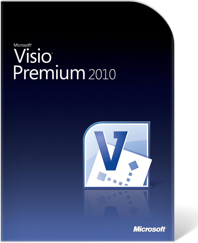 Msoffice Visio Premium 2010 For Sale