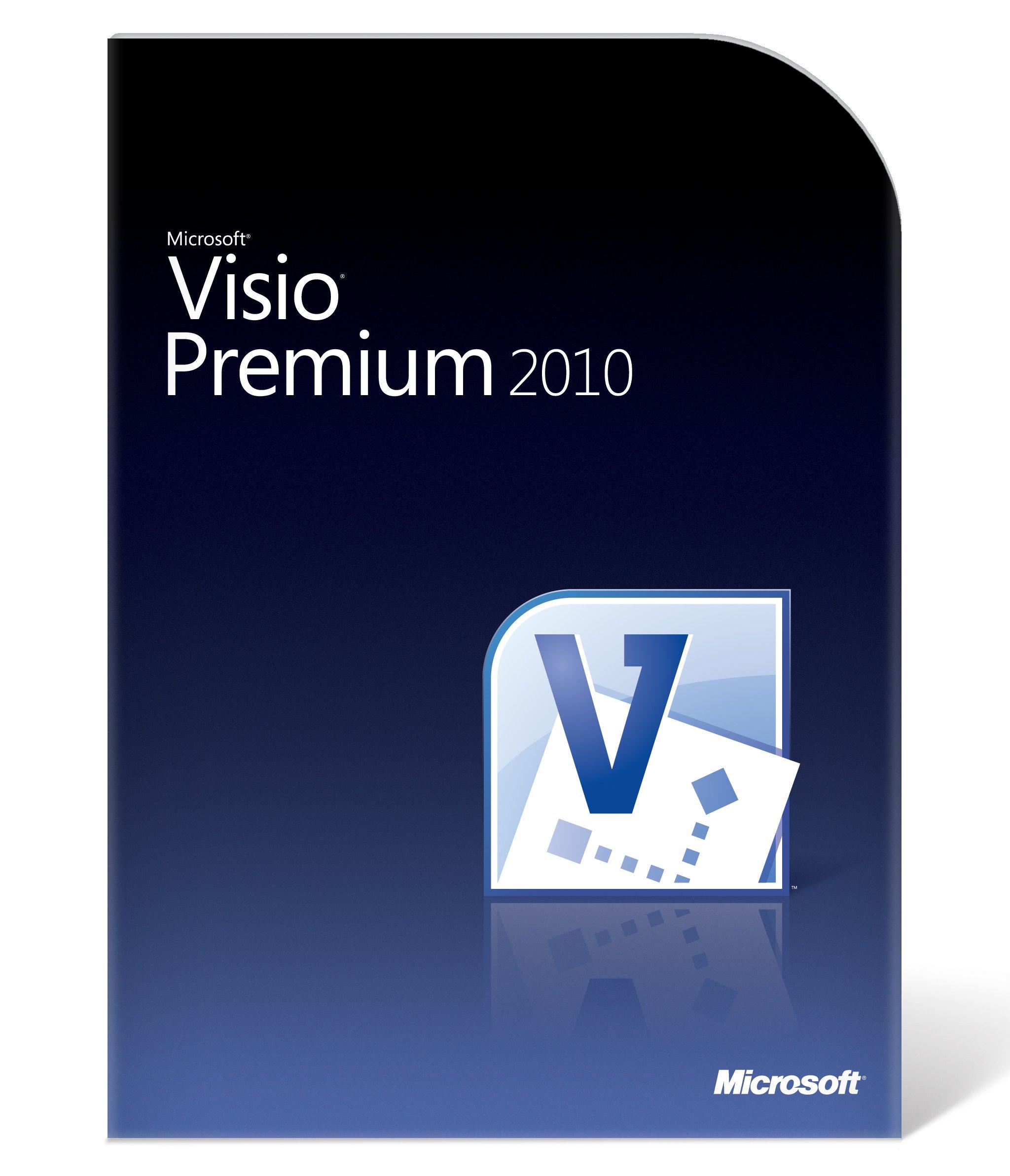 Microsoft Visio Premium 2010 by Microsoft