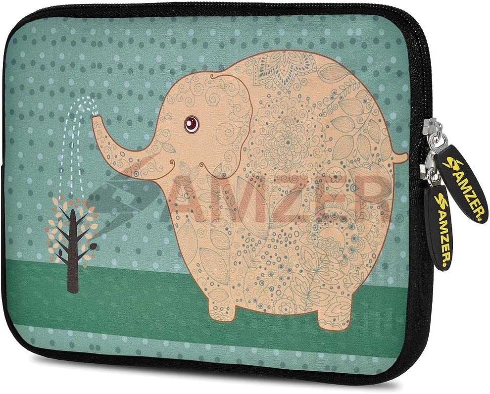 Amzer 10.5-Inch Designer Neoprene Sleeve Case Pouch for Tablet, eBook, Netbook (AMZ5032105)