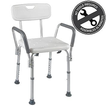 Amazon.com: Medical Tool-Free Assembly Spa Bathtub Shower Lift ...