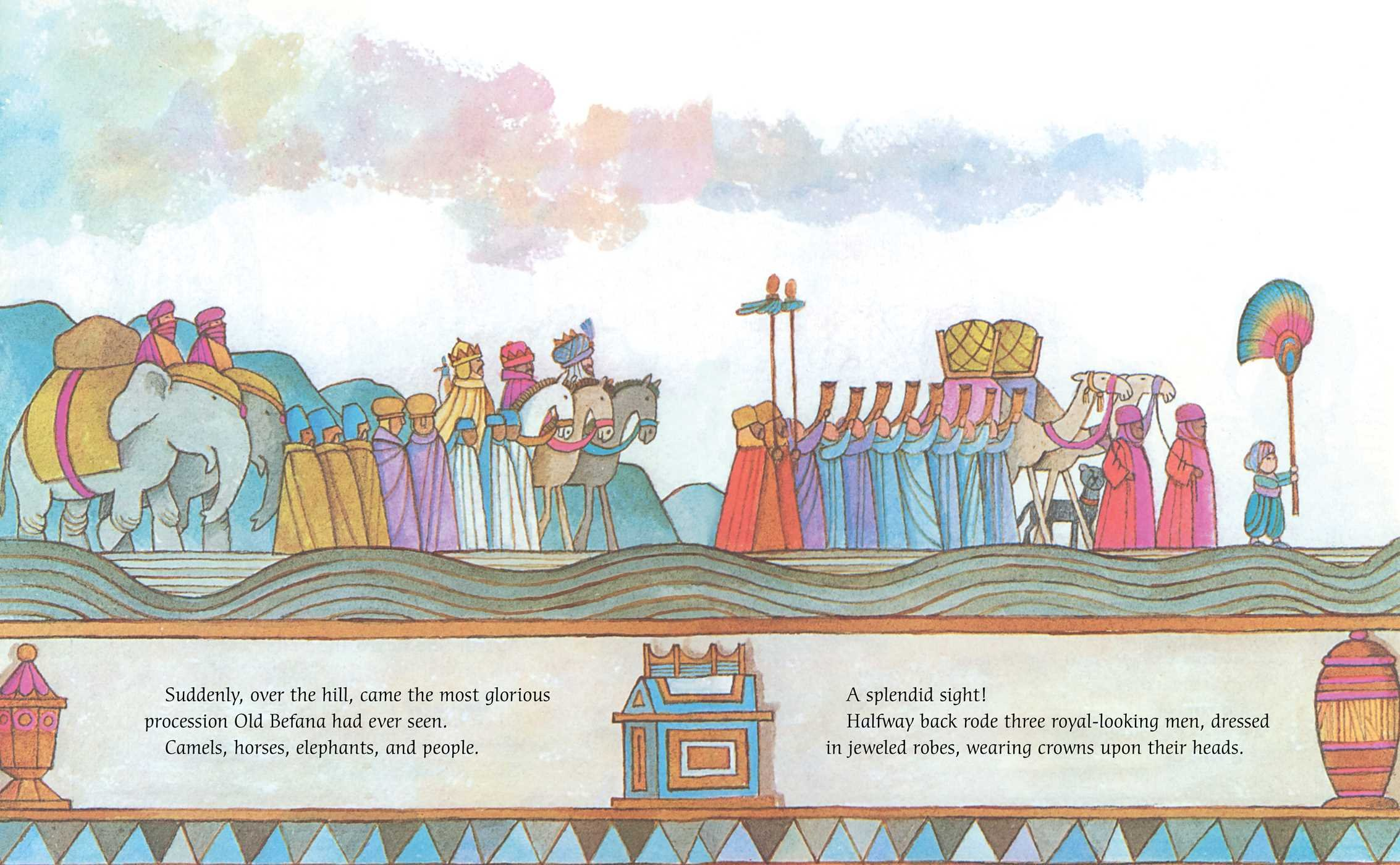 The Legend of Old Befana: An Italian Christmas Story by Simon & Schuster Books for Young Readers (Image #1)