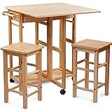 Civet Home Table Set, Natural