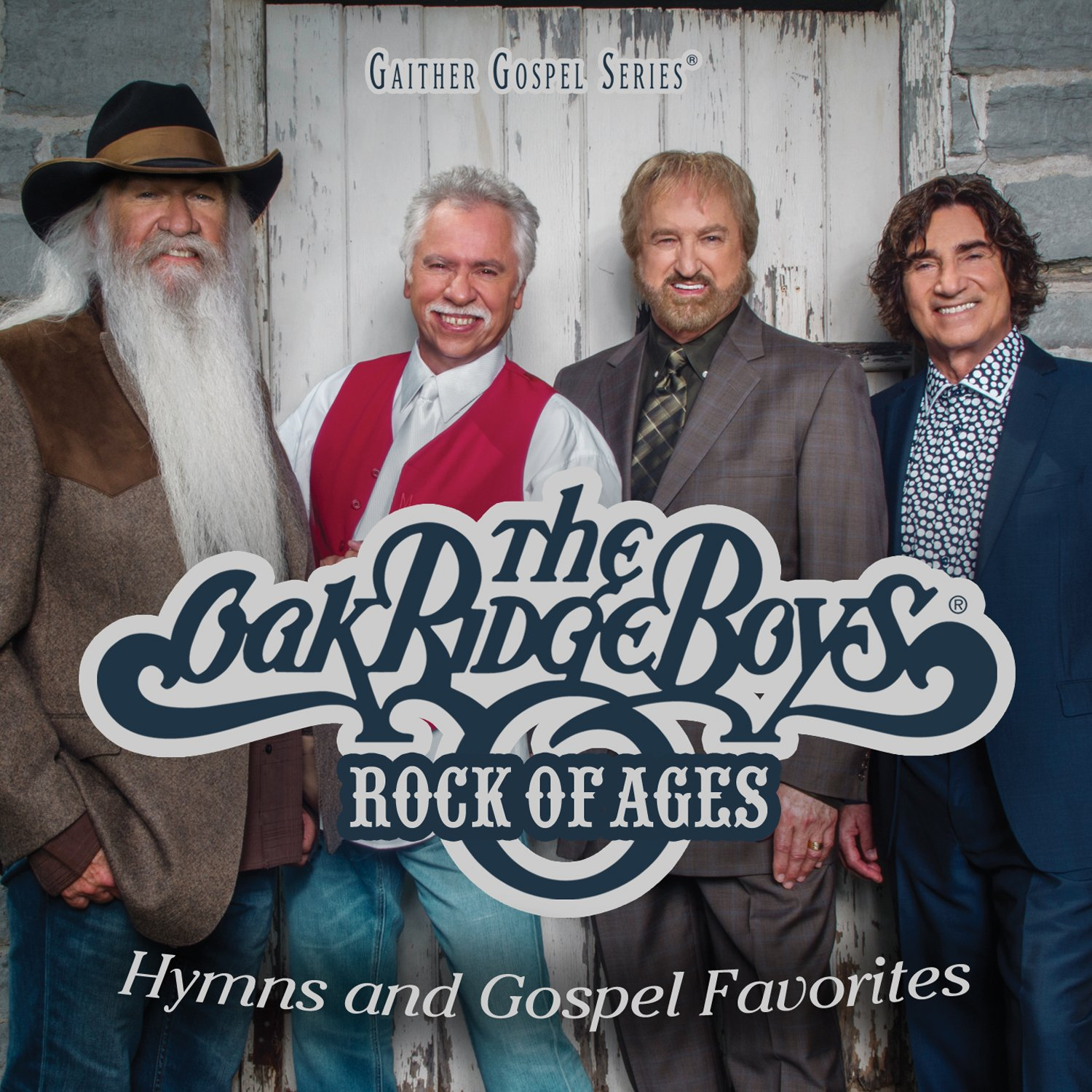 The Oak Ridge Boys - Rock Of Ages: Hymns & Gospel Favorites - Amazon ...