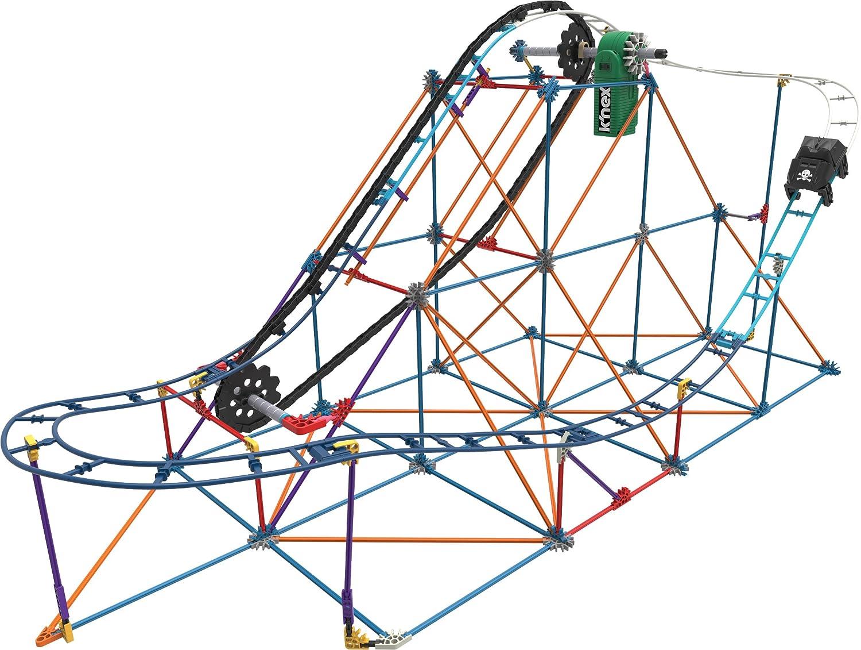 Box Can Be Damaged K/'NEX Kraken/'s Revenge Roller Coaster Building Set