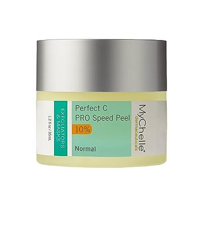 Amazoncom Mychelle Perfect C Pro Speed Peel Professional Level 10