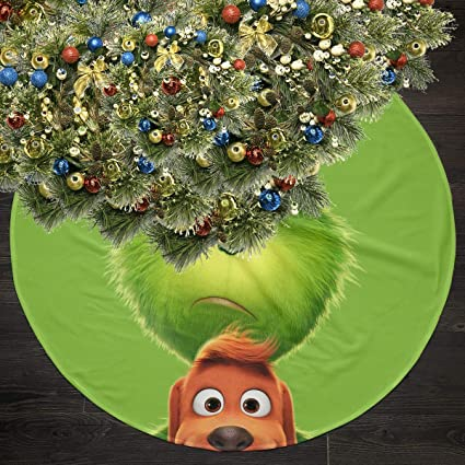 The Grinch Christmas Tree Decorations.Amazon Com Psnsnx 35 5inch The Grinch Stole Christmas
