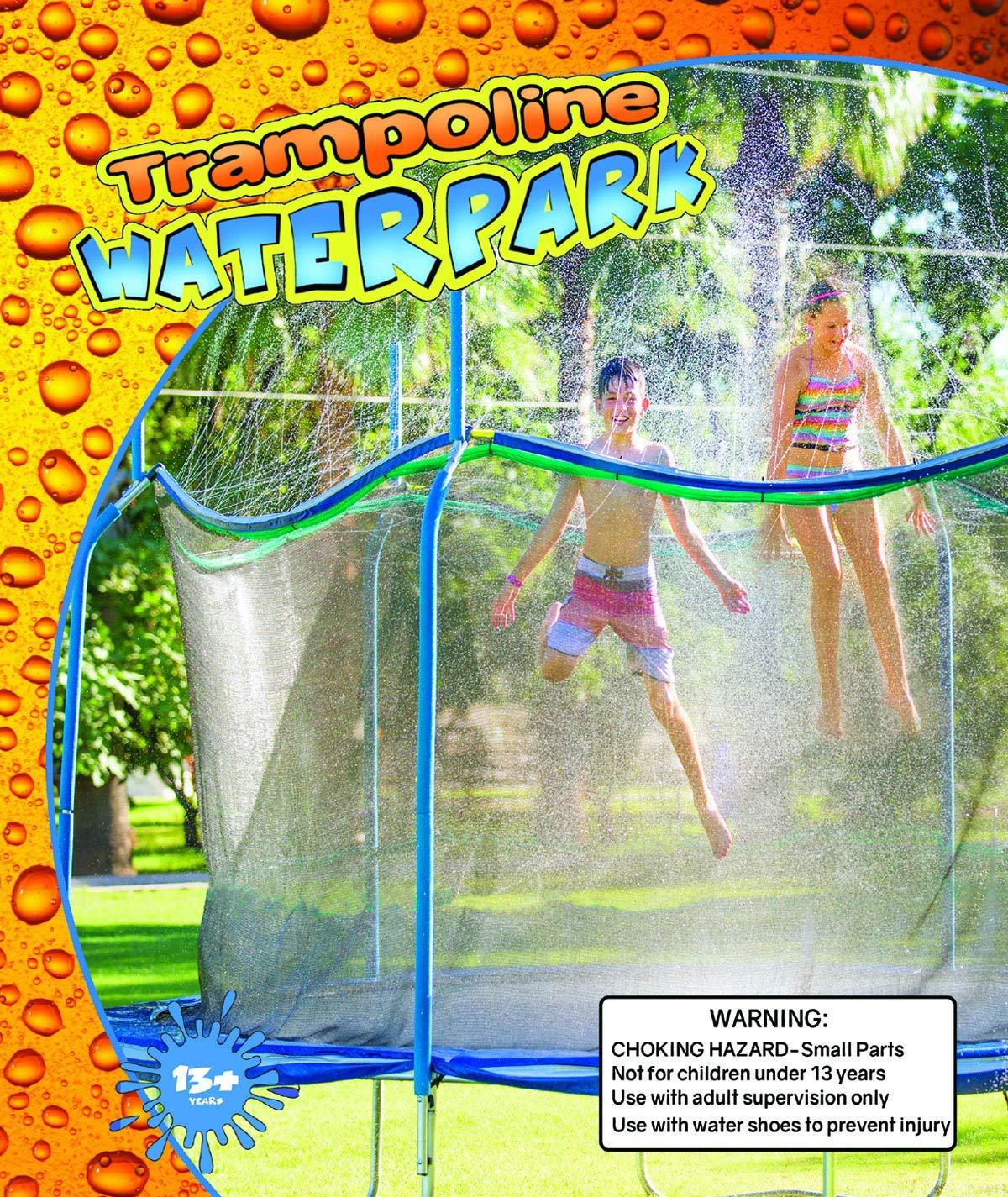 ThrillZoo Trampoline Water Sprinkler