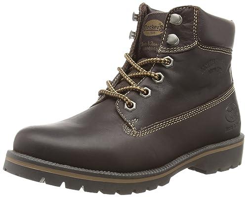 bbbfe6457b041e Dockers by Gerli 35AA202-400910 Damen Combat Boots  Amazon.de ...