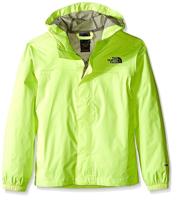 49def7854970 THE NORTH FACE Kids Boy s Zipline Rain Jacket (Little Kids Big Kids) Dayglo  Yellow XL (18-20 Big Kids)  Amazon.ca  Clothing   Accessories
