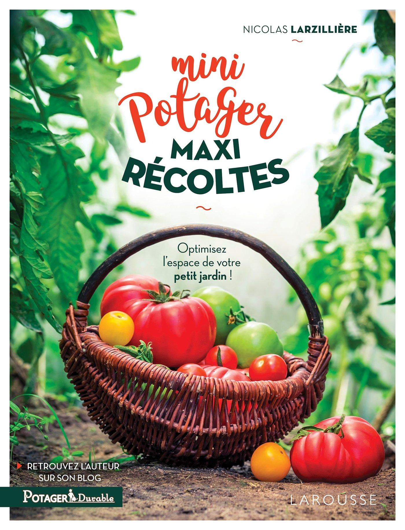 Mini-potager maxi-récoltes por Nicolas Larzillière