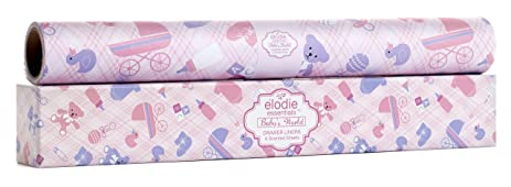 Scented Drawer Liners For Baby Girl Baby Powder Fragrance Pink And Lavender