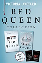 Red Queen Collection: Red Queen, Glass Sword, Queen Song, Steel Scars Kindle Edition