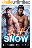 Heat in the Snow: A Non-Shifter Omegaverse Romance