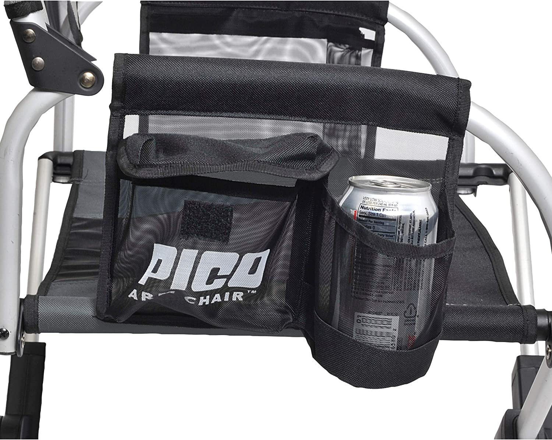 GCI Outdoor Pico Kompakter Campingstuhl mit Tragetasche