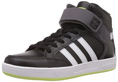 adidas Varial Mid, Sneakers Hautes Homme, Noir (Core Black