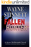 Fallen Hunter: A Jesse McDermitt Novel (Caribbean Adventure Series Book 3) (English Edition)