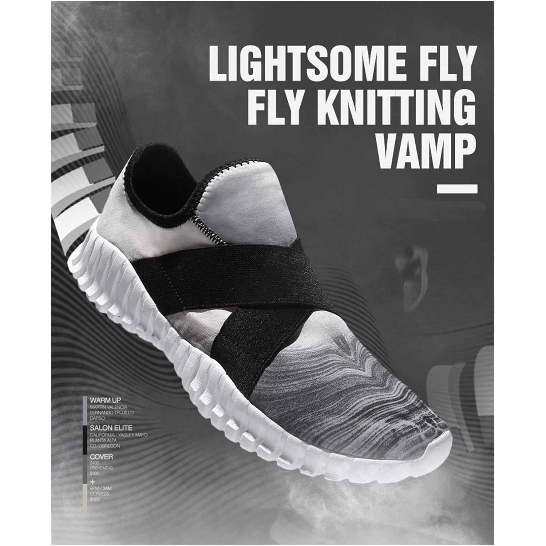 Oriskey Unisex Zapatillas de Deporte de Running Zapatos para ...