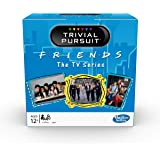 Trivial Pursuit: Friends The TV Series Edition Trivia Party Game; 600 Trivia Questions for Tweens and Teens Ages 12 and…