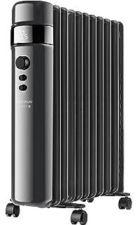 Jocel DF250A7 Calefacción, 2500 W, Negro: Amazon.es: Hogar
