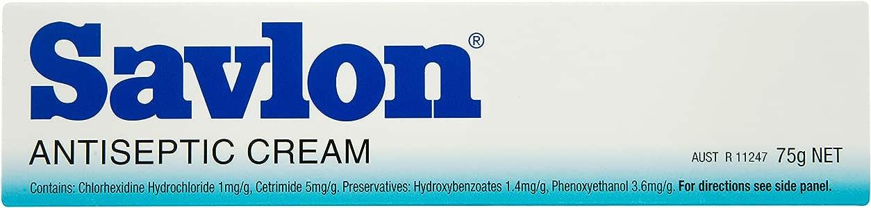 Savlon Antiseptic Cream Natural Healing, 70g