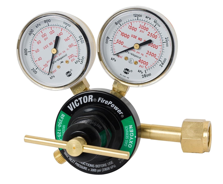 Thermadyne 0781-9171 Victor RF350-125-540 350 Series Regulator