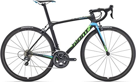 Bicicleta Giant Tcr Advanced Pro 1, Unisex Adulto, Medium: Amazon ...