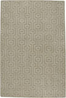 product image for Capel Atrium-Cycle Sand 5' x 8' Rectangle Hand Loomed Area Rug
