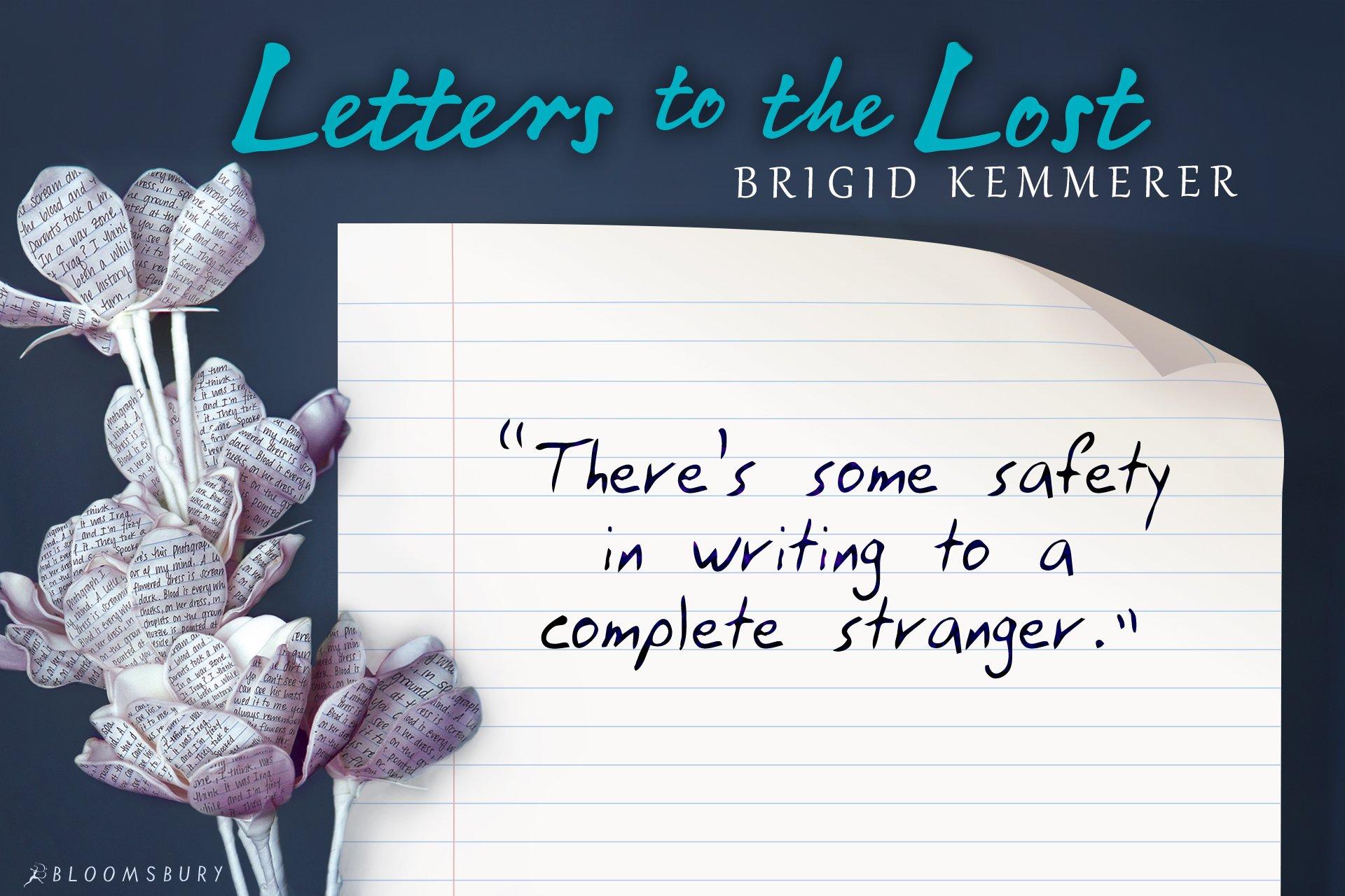 Letters to the Lost: Amazon.de: Brigid Kemmerer: Fremdsprachige Bücher