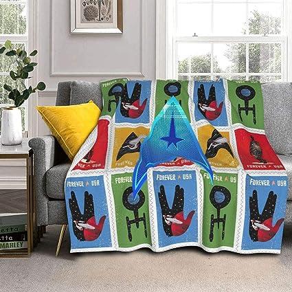 Star Trek Blanket
