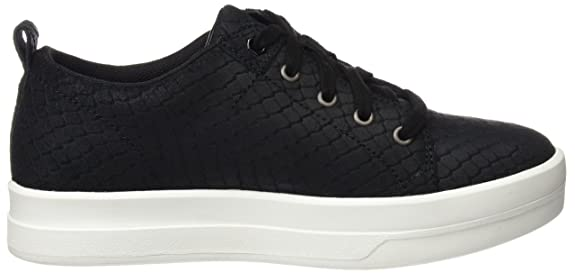 Timberland Mayliss Oxblack Snake Suede, Oxford para Mujer