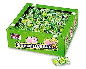 Super Bubble Gum, Apple, 54 Ounce Box