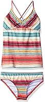 Billabong Girls' Surfin Billa Tankini Two Piece Swimsuit Set