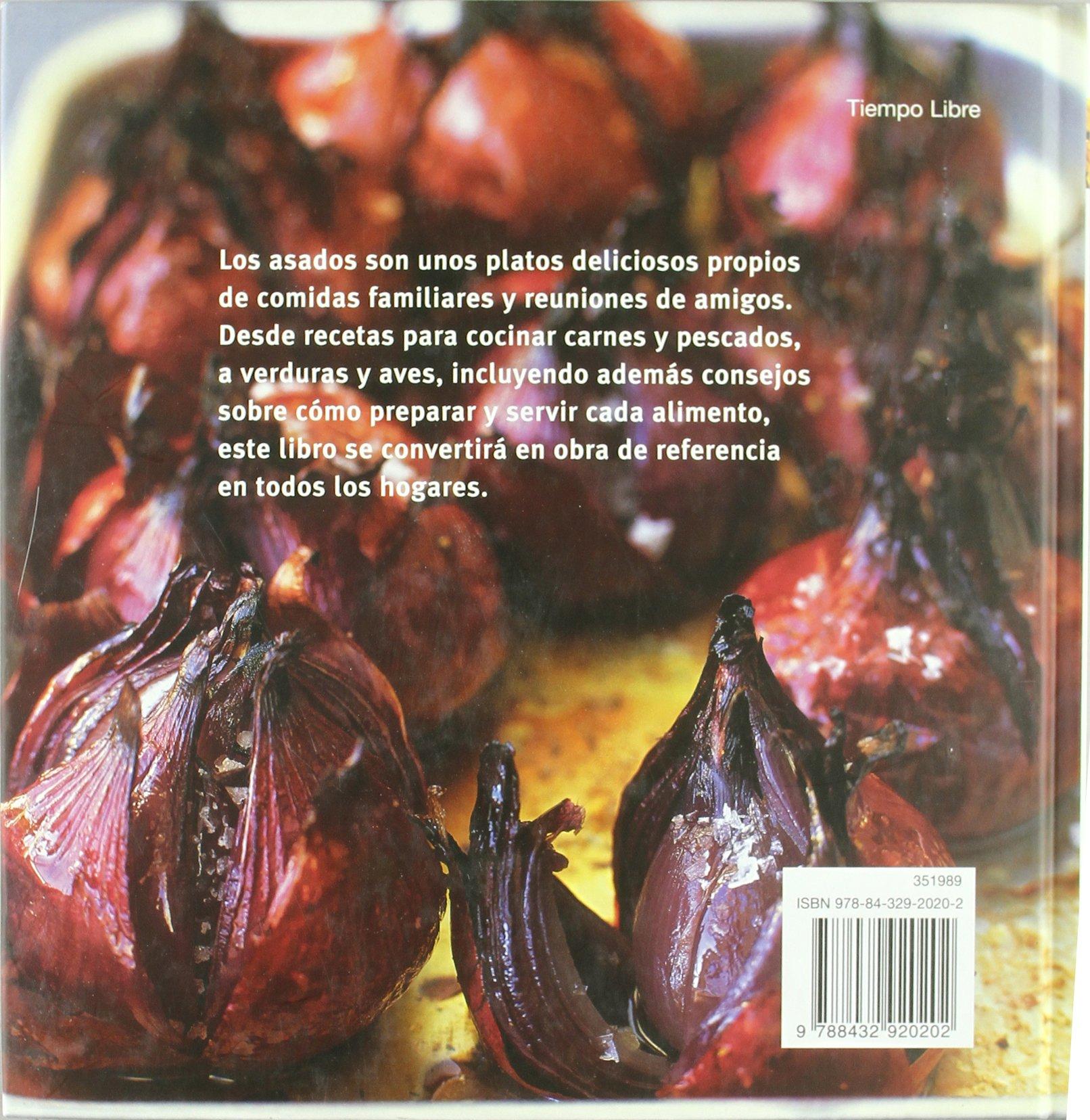 Asados: Carnes, pescados, verduras, salsas y mucho más Cocinamos: Amazon.es: Sonia Stevenson: Libros