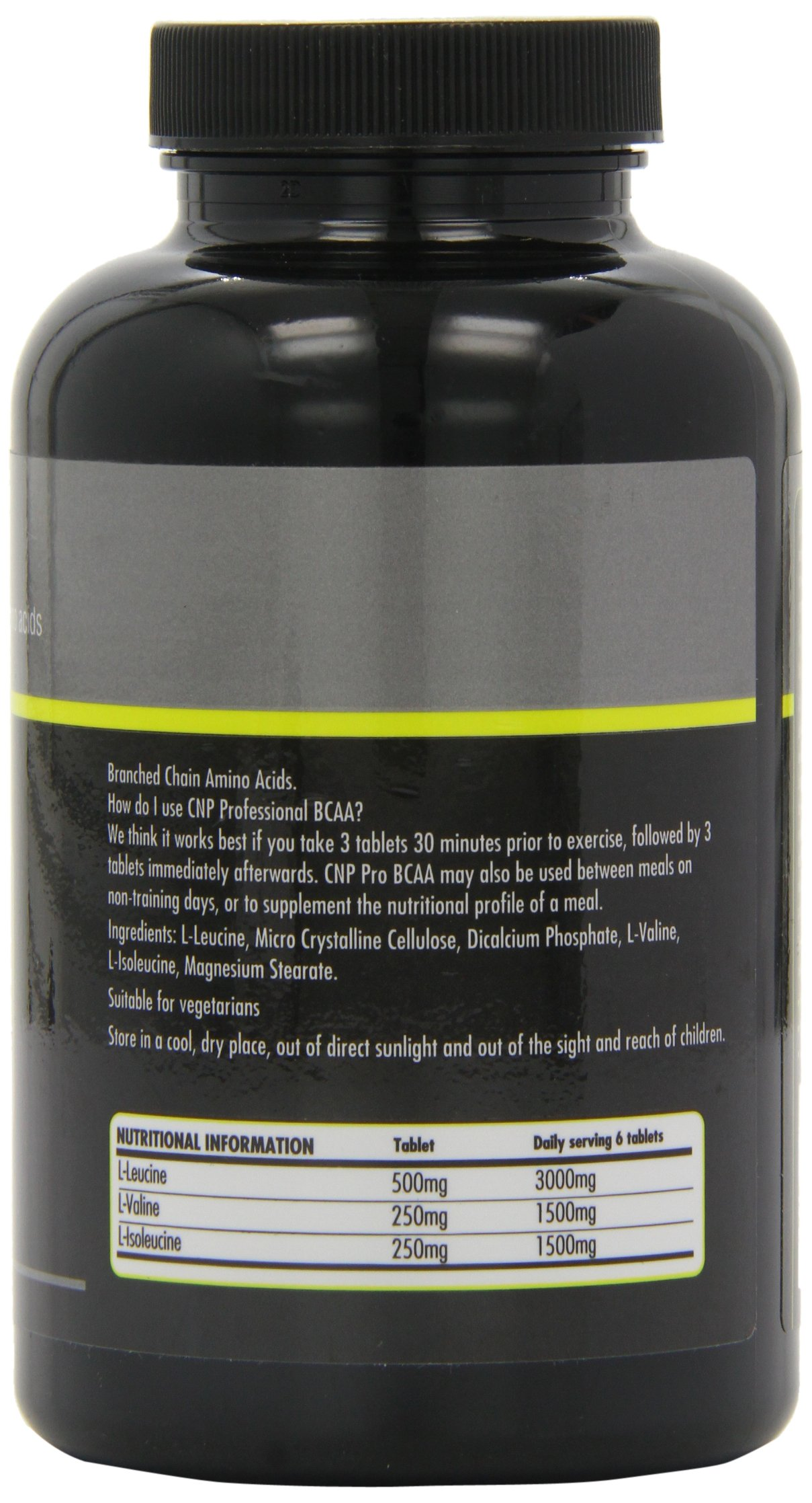 CNP Pro BCAA 180 tablet by CNP (Image #4)