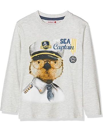600e1080c boboli Knit T-Shirt For Baby Boy
