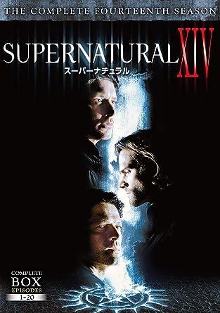 [DVD]SUPERNATURAL XIV 14th シーズン DVD コンプリート・ボックス