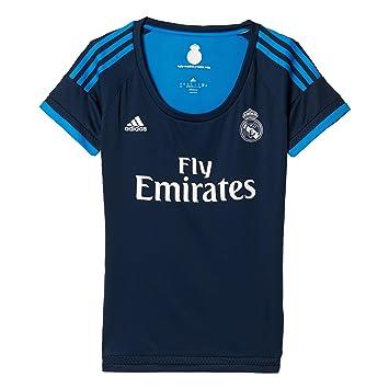 99f073992424f adidas 3ª Equipación Real Madrid CF 2015 2016 - Camiseta Oficial Mujer