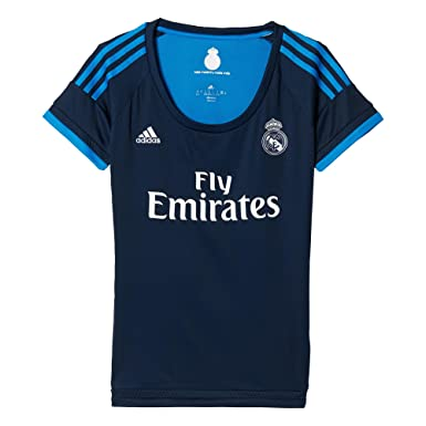 20152016 Real Madrid Oficial 3ª Cf Camiseta Equipación Mujer Adidas TPkZulwOXi