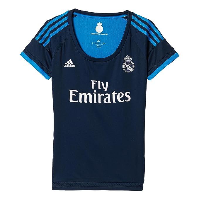 adidas Madrid CF 3ª Equipación Real Oficial 20152016 Camiseta Mujer vmnwO0N8