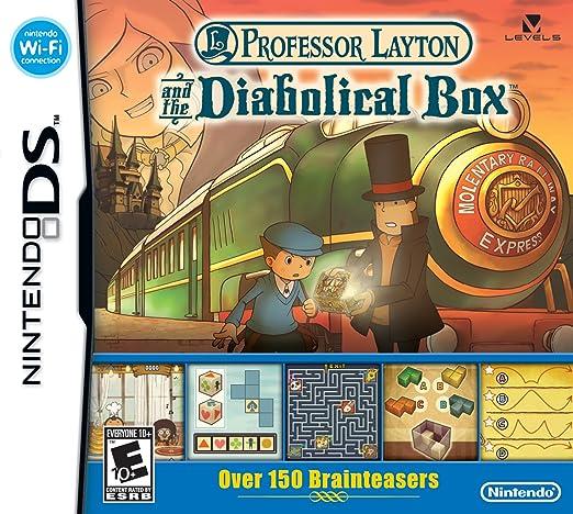 Nintendo Professor Layton And Pandoras Box - Juego: Amazon.es: Videojuegos