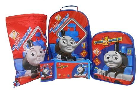 Thomas & Friends Juego de Maletas, Azul (Azul) - THOMAS001169