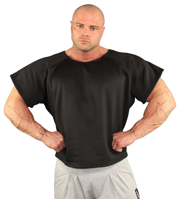 Physique Bodyware Mens Original Bodybuilder Rag Top Made in America