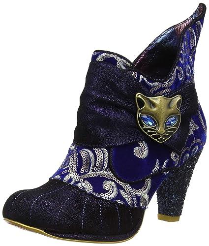Irregular Choice Miaow, Botines para Mujer: Amazon.es: Zapatos y complementos