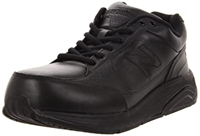 New Balance Men's MW928 Lace Walking Shoe,Black,10 ...