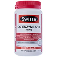 Swisse Ultiboost Co Enzyme Q10 150Mg 180 Cap