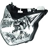 UNO MINDA HL-5130 Headlight Assembly without Wire for Honda Twister
